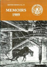[USED] British Mining No 39 - Memoirs 1989