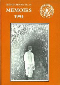 [USED] British Mining No 50 - Memoirs 1994