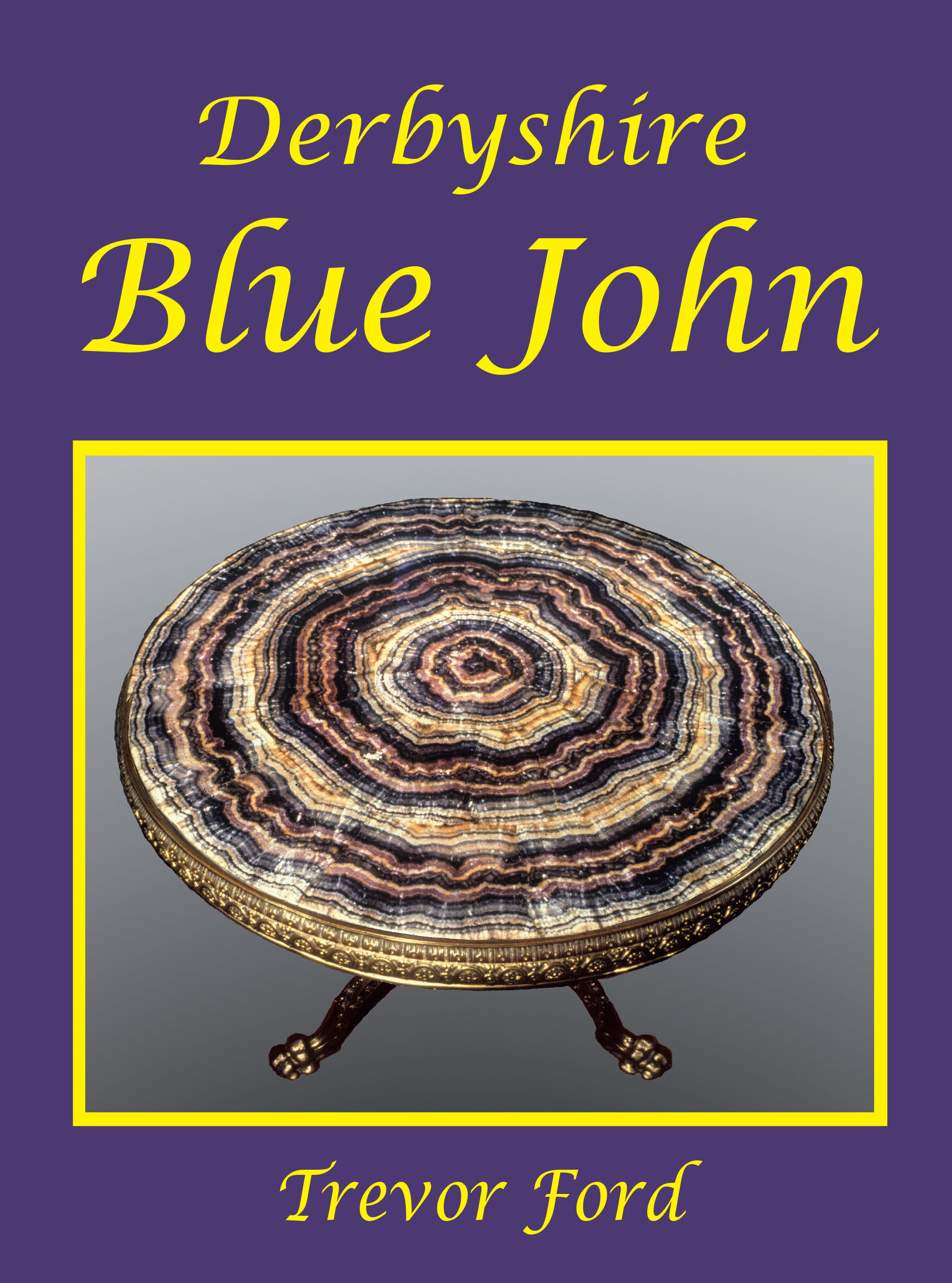 Derbyshire Blue John (available from March 2019)