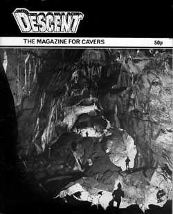 Descent -  No  39 July / August 1978 [used]