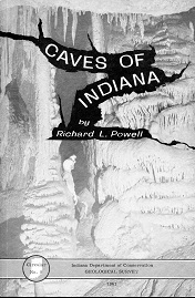 [USED] Caves of Indiana