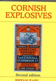 Cornish Explosives Second Edition (reduced from £35.00)