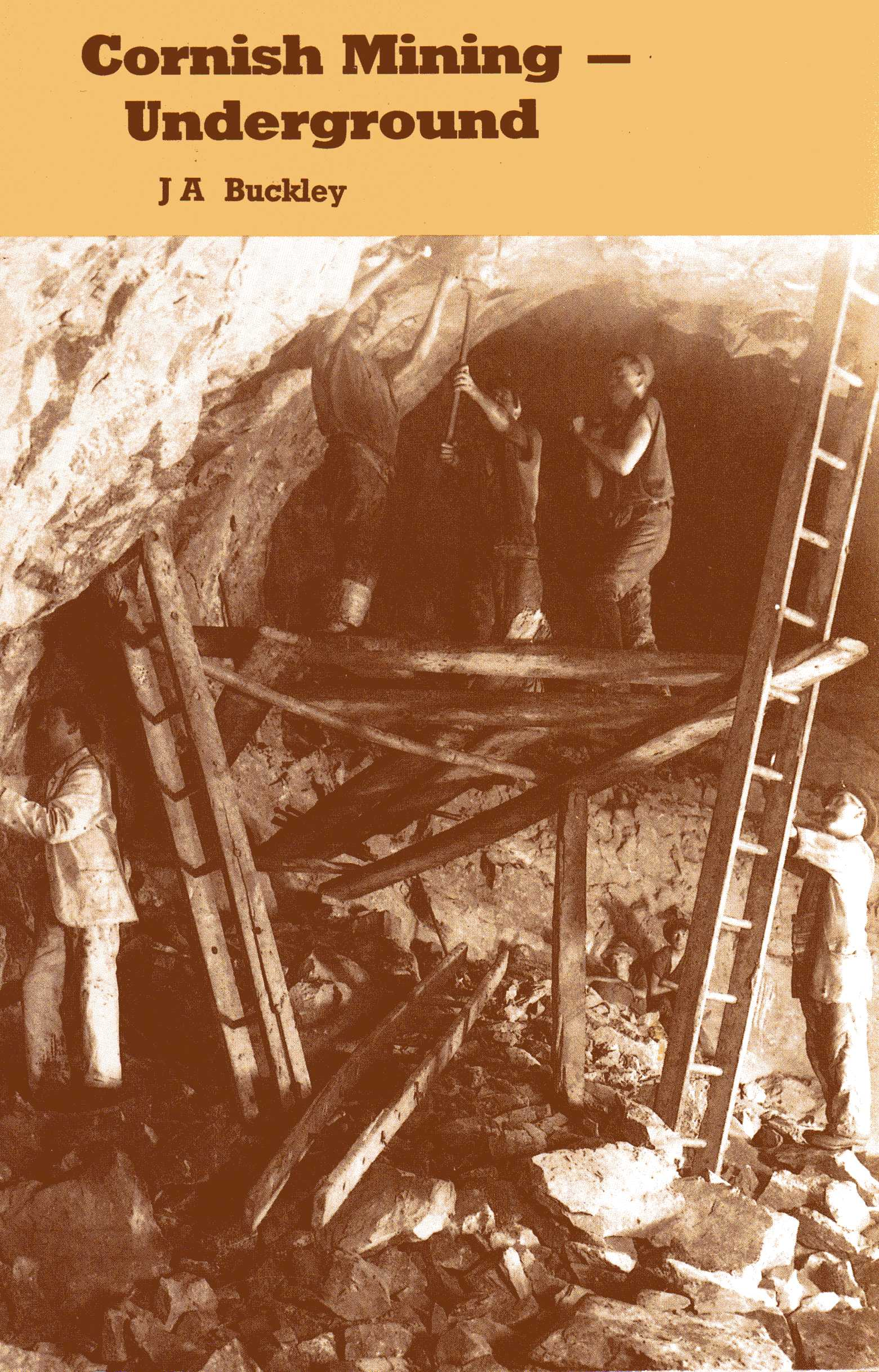 [USED] Cornish Mining -  Underground