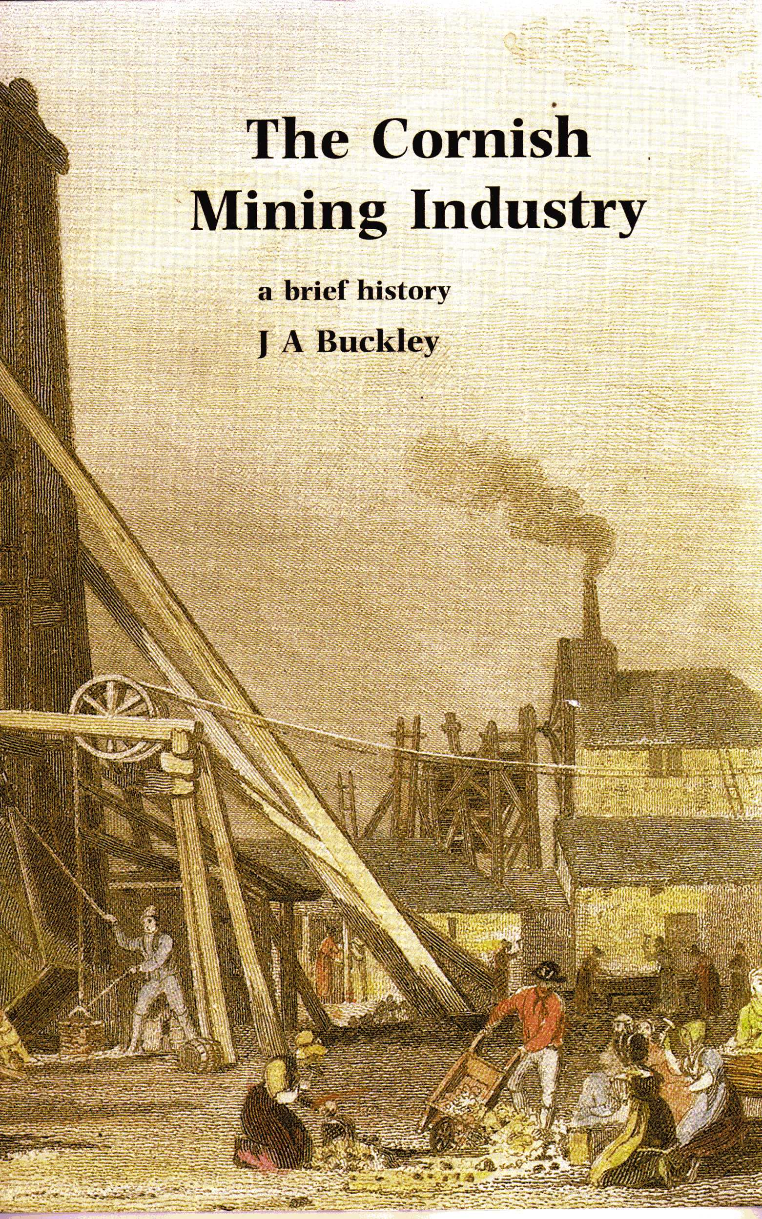 [USED] The Cornish Mining Industry - a brief history