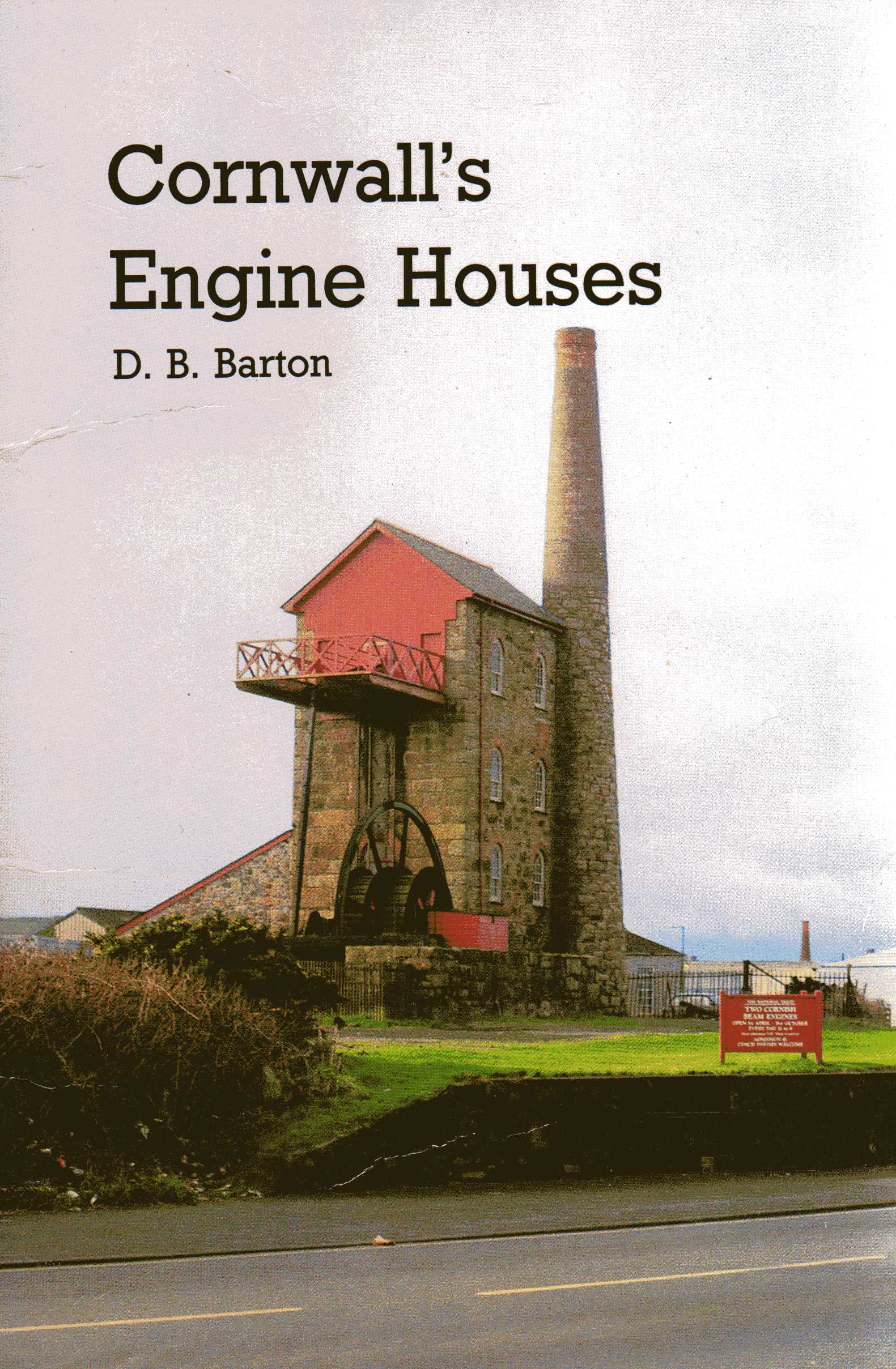 [USED] Cornwall's Engine Houses