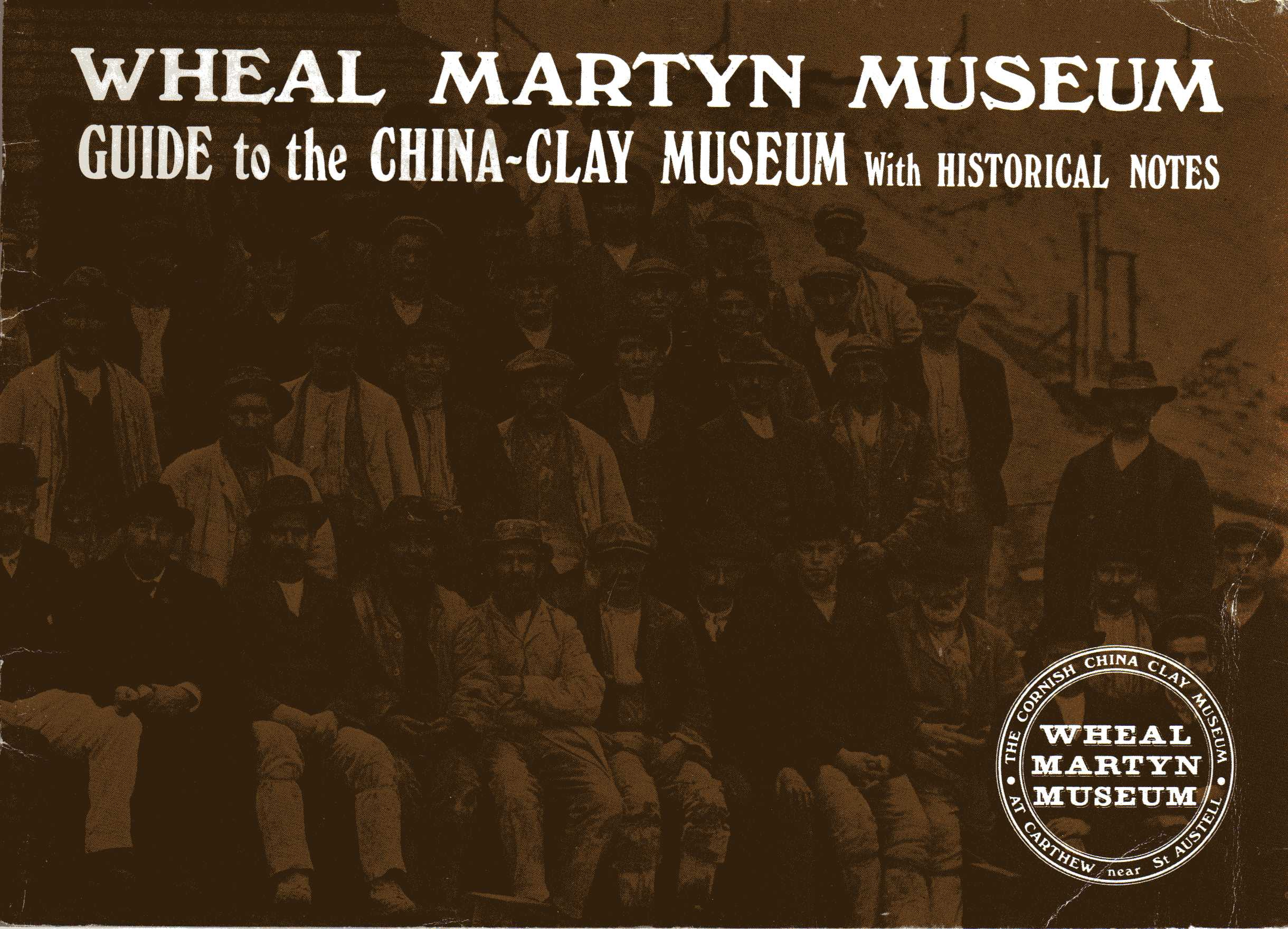 [USED] Wheal Martyn Museum