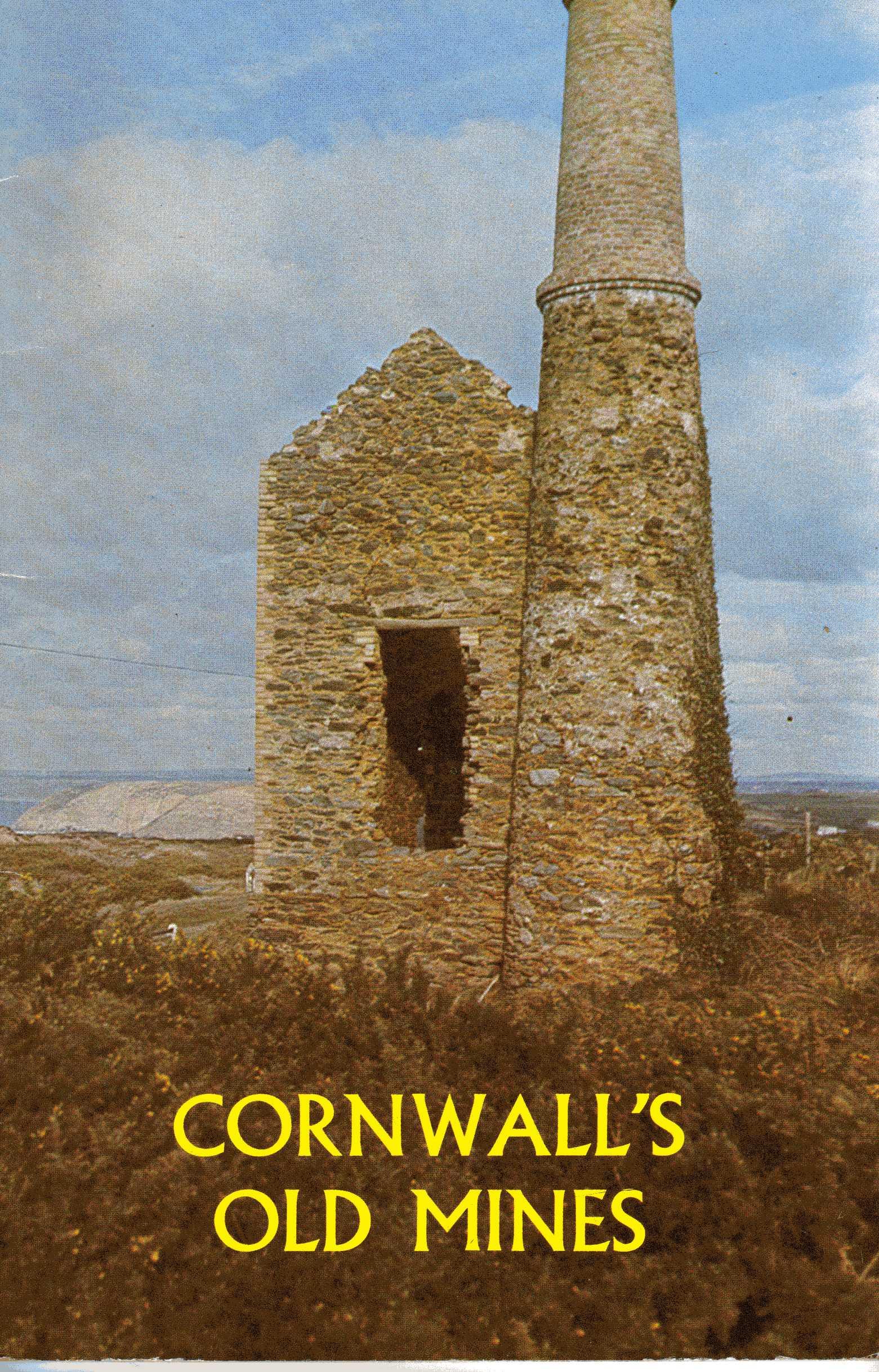 [USED] Cornwall's Old Mines