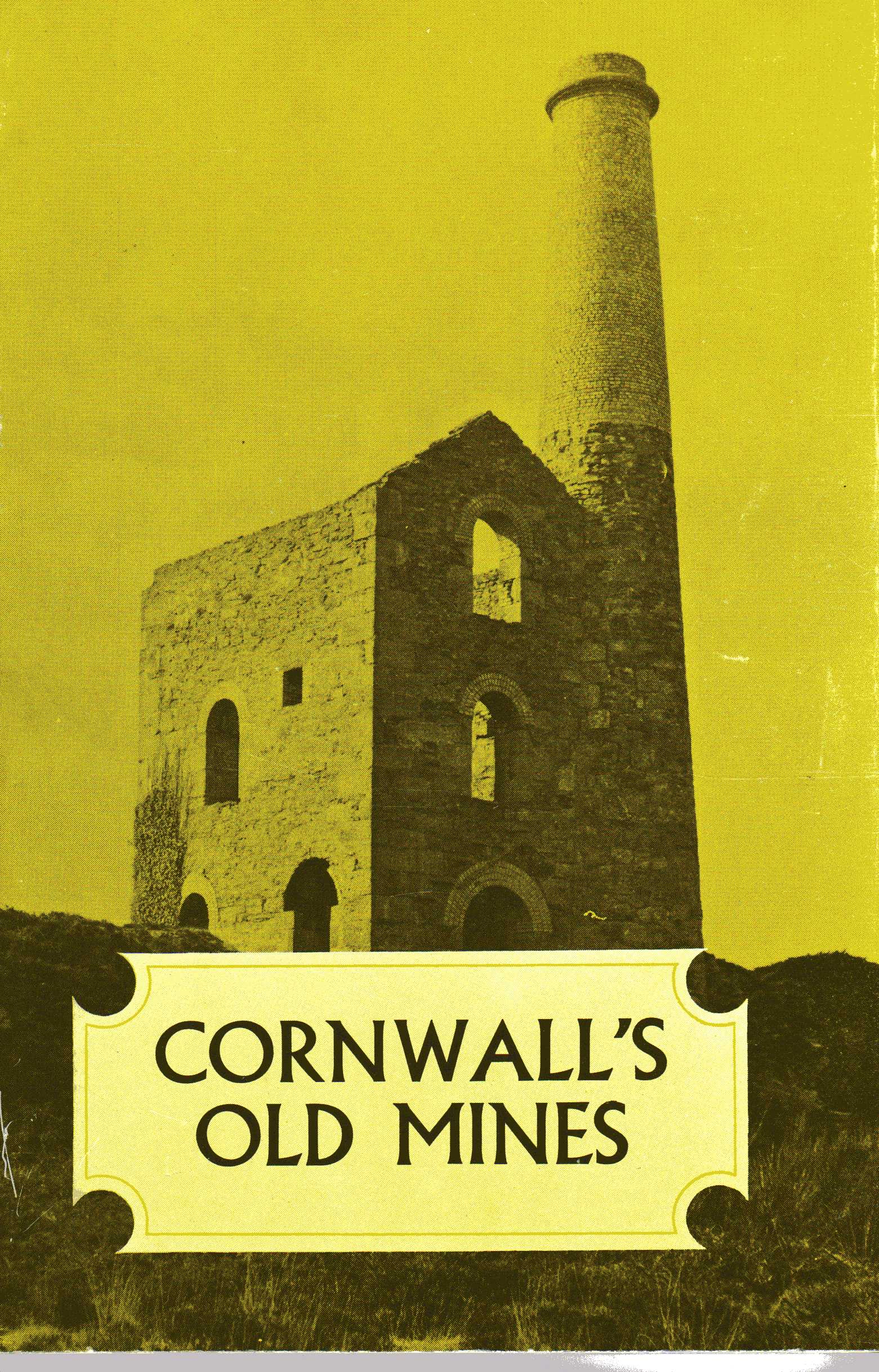 [USED] Cornwall's Old Mines