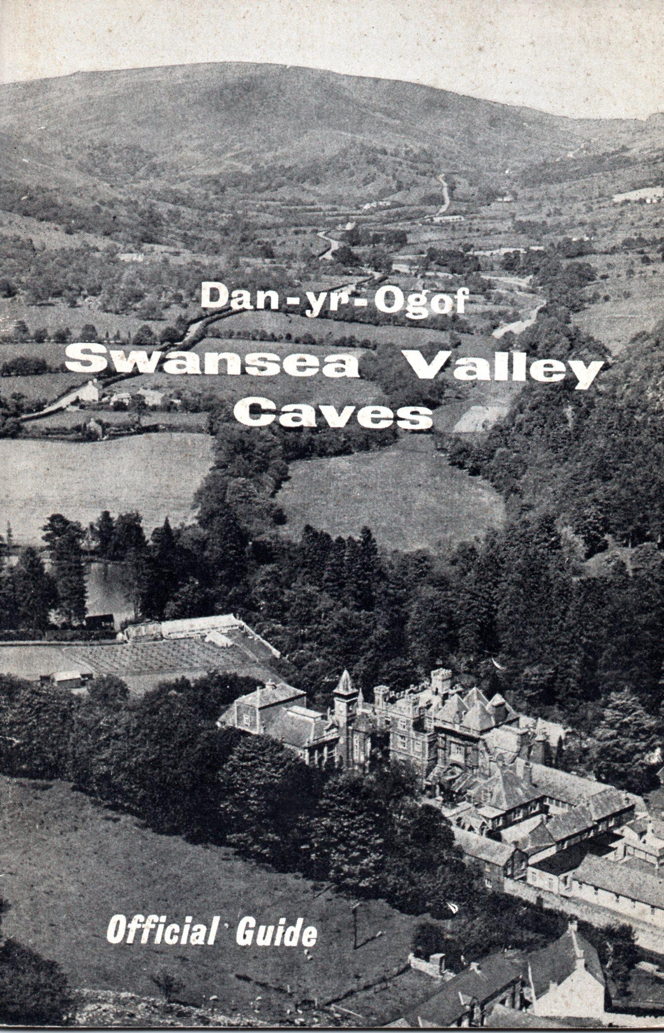 [USED]Dan-yr-Ogof Swansea Valley Caves Official Guide