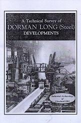 A Technical Survey of Dorman Long (Steel) Developments