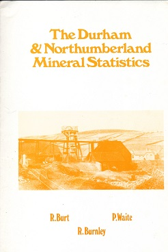 [USED] The Durham and Northumberland Mineral Statistics 1845 - 1913