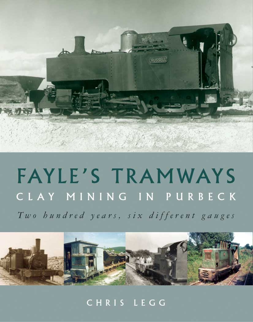 Fayle's Tramways, Clay mining in Purbeck, Two hundred years, six different gauges