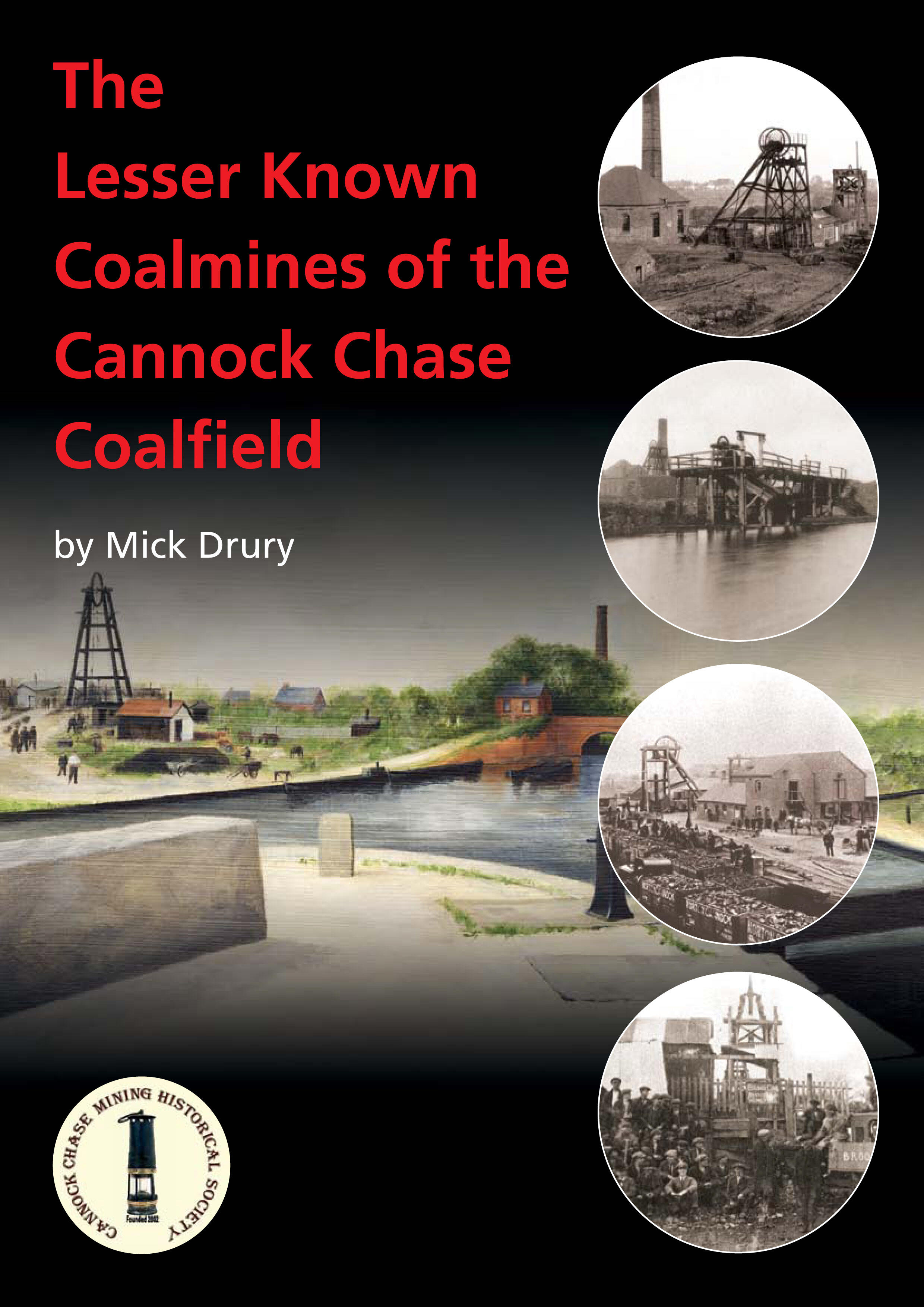 Moore Books :: Shropshire And Staffordshire :: Cannock