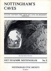 [USED] Nottingham's Caves  - get to Know Nottingham No2