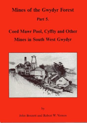 Mines of the Gwydyr Forest - Part 5, Cyffty, Coed Mawr Pool, Ffrith & Glyn pits