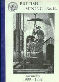 [USED] British Mining No 19 - Memoirs 1980 - 1982