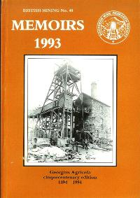 [USED] British Mining No 48 - Memoirs 1993