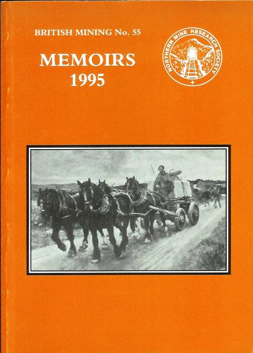 [USED] British Mining No 55 - Memoirs 1995