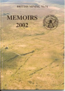 British Mining No 71  - Memoirs 2002