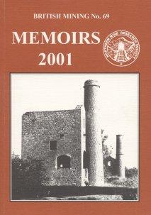 British Mining No 69 - Memoirs 2001