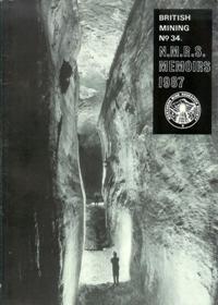 [USED] British Mining No 34 - Memoirs 1987