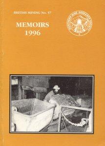 British Mining No 57 - Memoirs 1996
