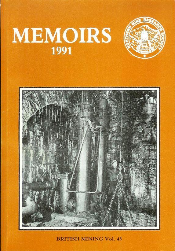 [USED] British Mining No 43 - Memoirs 1991.