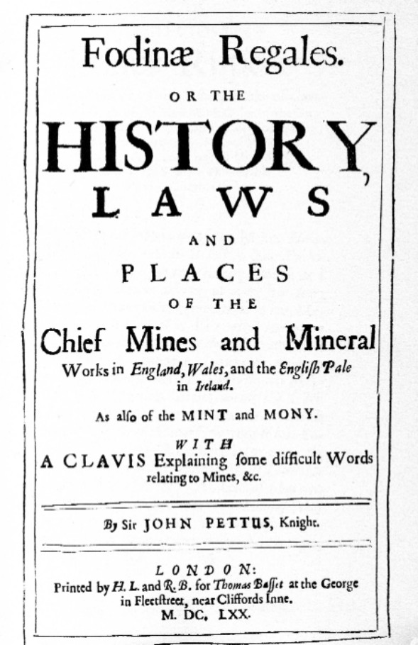 [USED] Fodinae Regales Or the History Laws and Places of the Chief Mines & Mineral Works in England, Wales & the English Pale in Ireland
