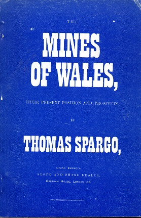 [USED] The Mines of Wales - their present position and prospects
