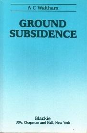 [USED] Ground Subsidence