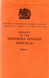 [USED] Geology of the Northern Pennine Orefield - volume 1 - Tyne to Stainmore (Hardback)