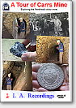 A Tour of Carrs Mine: Exploring the Nenthead visitor mine. Mining History DVD Production