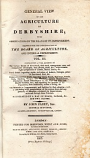 [USED] Farey's Derbyshire 1817 (rebound copy) - General View of the Agriculture and Minerals of Derbyshire: With Observations On the Means of Their Improvement Drawn Up for the Consideration of the Board of Agriculture and Internal Improvement