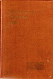 [USED] Guide to the Coalfields 1969