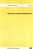 [USED] Hazardous gases underground
