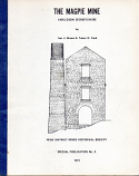 [USED] The Magpie Mine, Sheldon, Derbyshire Special Publication 1971