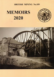 British Mining No 109 - Memoirs 2020