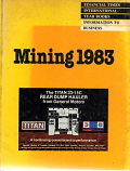 [USED] Financial Times  Mining International Year Book 1983