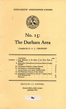 [USED] Geologists' Association Guides No.15: The Durham Area