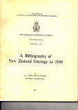 [USED] A Bibliography of New Zealand Geology to 1950