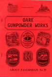 [USED] Oare Gunpowder Works,, Faversham kent
