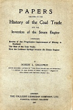 [USED] Papers Relating to the History of the Coal Trade and the Invention of the Steam Engine