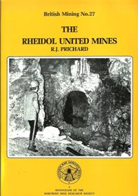 [USED] British Mining No 27 -The Rheidol United Mines