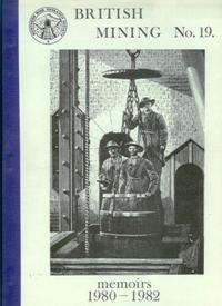 [USED] British Mining No 19 - Memoirs 1980 - 1982