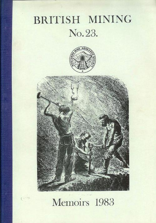 [USED] British Mining No 23 - Memoirs1983