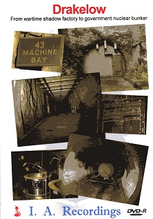 Drakelow RSG / Underground Factory - DVD