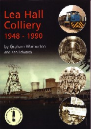 Lea hall Colliery (Rugeley)  1948 - 1990