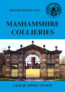 British Mining No 82 - Mashamshire Collieries