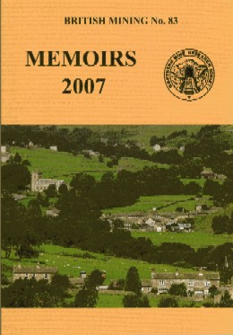 [USED British Mining No 83 - 2007 Memoirs
