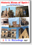 Historic Mines of Spain - Vol.1 (DVD)
